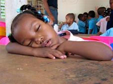 Body Stress Release voor kinderen